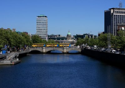 The Liffey Dublin