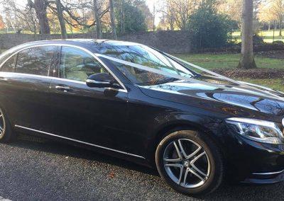 Wedding Cars Mercedes