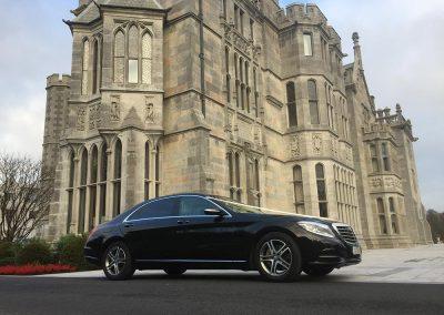 Mercedes Benz at Church